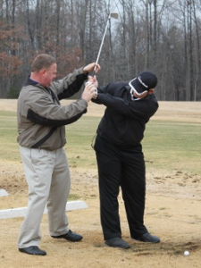 davis troxler golf instruction north carolina